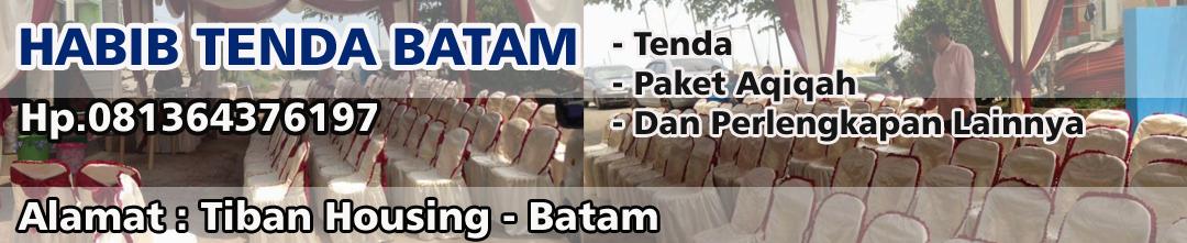 Sewa Tenda dan Perlengkapan Aqiqah di Batam